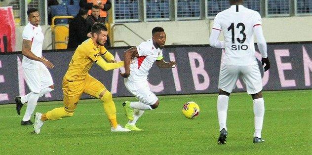 Gençlerbirliği 3-3 Yeni Malatyaspor | MAÇ SONUCU