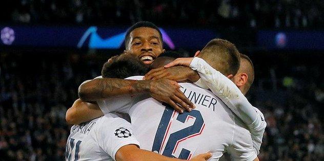 Paris Saint-Germain Real Madrid'i ezdi geçti