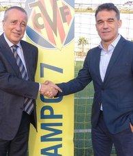 Villarrealde teknik direktörlüğe Luis Garcia getirildi