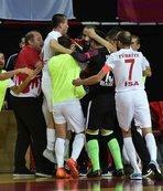 Türkiye Rusya'yı 4-1 yendi