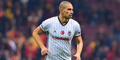 Beşiktaş'tan ayrıldı Başakşehir'le anlaştı