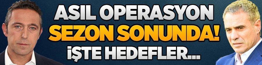 Fenerbahçe'de asıl operasyon sezon sonunda! İşte hedefler...