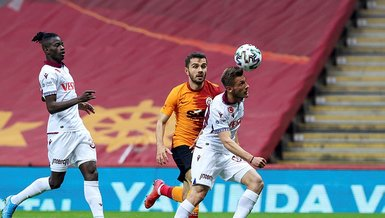 Galatasaray draw with Trabzonspor with late equalizer