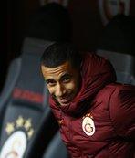 Galatasaray'da Belhanda'nın yerine Brezilyalı yıldız!