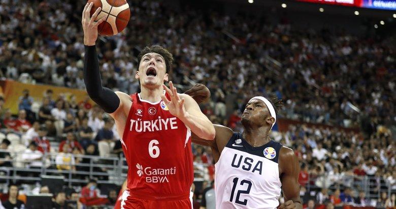 Amerika - Türkiye maçı dünyada yankı uyandırdı! İşte manşetler