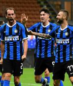 Inter fişi ikinci yarı çekti!