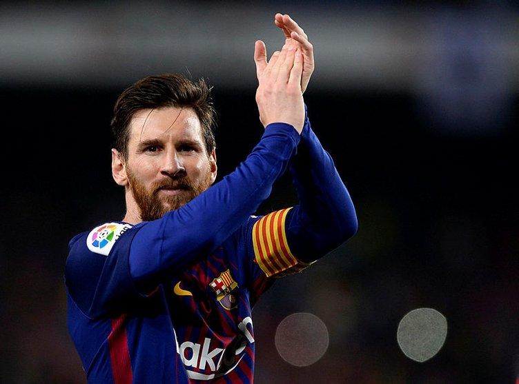 Lionel Messi'den Neymar ve Ronaldo açıklamaları