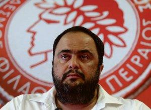 Olympiakos Başkanı Marinakis: Boğulmalarını diliyorum