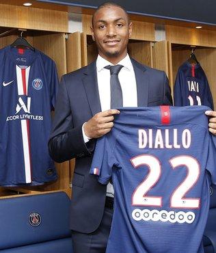 PSG'den savunmaya takviye: Diallo