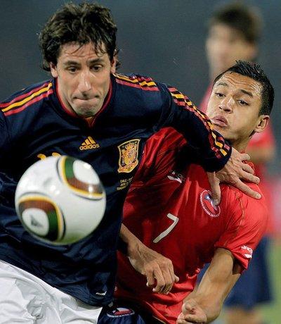 İspanya-Şili