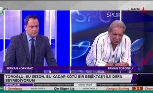 """Erman Toroğlu: """"Yahu ortadan çekil arkadaş"""""""