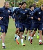Kayserispor, Konyaspor hazırlıklarına başladı