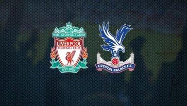 Liverpool - Crystal Palace | CANLI İZLE | A Spor canlı yayını