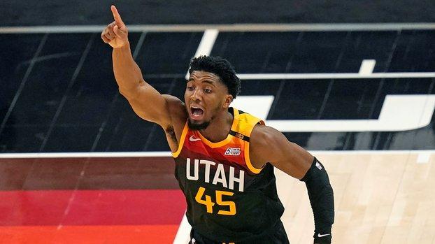 NBA'de Utah Jazz'dan 7 maçlık seri! #