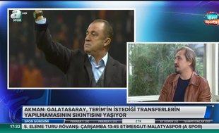 Ayhan Akman: Kadıköy'de kupa kaldırarak şampiyon oluşumuz unutulmaz