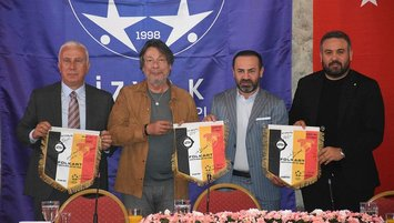 İzmir'de derbi öncesi büyük buluşma
