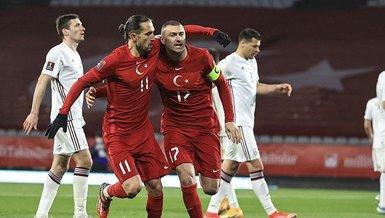 Son dakika spor haberleri: Burak Yılmaz ve Yusuf Yazıcı'dan Avrupa Şampiyonası yorumu!