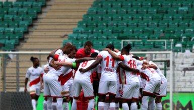Karagümrük-Antalyaspor: 2-2 (MAÇ SONUCU-ÖZET)