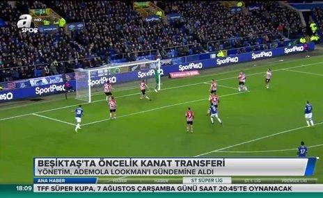 Beşiktaş'ta öncelik kanat transferi