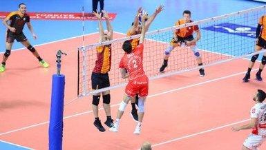 Galatasaray Ziraat'i devirdi: 3-0