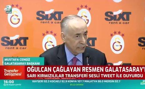 """Cengiz açıkladı! """"4 futbolcu bizi çok yoruyor"""""""