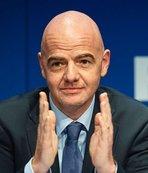 """FIFA Başkanı'ndan açıklama! """"Finansal düzenlemeler daha katı olmalı"""""""