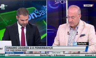 """Haldun Domaç: """"Cocu Avrupa maçlarını önemsemiyor gibi..."""""""