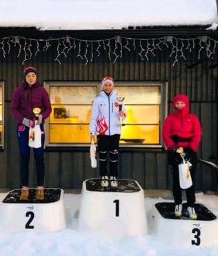 Kayaktamillilerden Finlandiya'da iki şampiyonluk