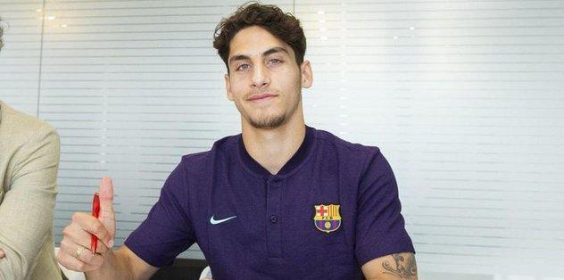 Barcelona Hollandalı genç futbolcu ile sözleşme imzaladı