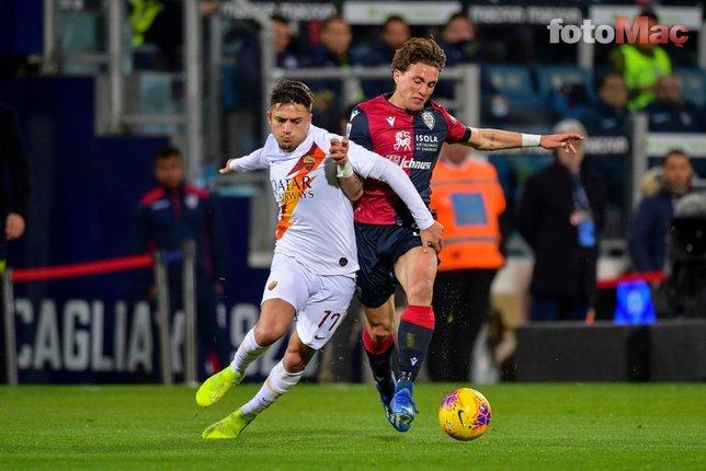 Roma'nın Cengiz Ünder planı belli oldu! Premier Lig ve takas...