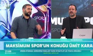 """""""Fenerbahçe'ye en iyi oynadığımız maçta 6-0 yenildik"""""""