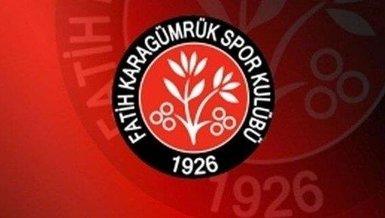 Son dakika transfer haberleri: Fatih Karagümrük Burak Bekaroğlu ile sözleşme imzaladı