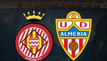 Girona Almeria maçı ne zaman?