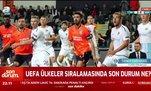 UEFA ülkeler sıralamasında son durum ne?