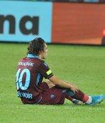 Trabzonspor'da Abdülkadir Ömür şoku!
