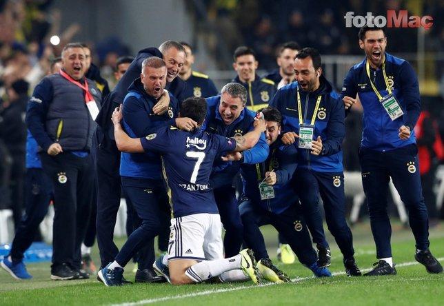 Yıldız isim kadroya alınmadı! Fenerbahçe'de son dakika transfer gelişmesi