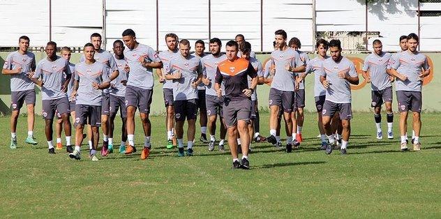 Adanaspor'da Akhisar hazırlıkları sürüyor