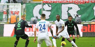 İttifak Holding Konyaspor 0-0 Kasımpaşa | MAÇ SONUCU