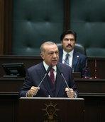 Başkan Erdoğan'dan asker selamı açıklaması!