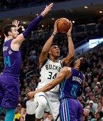 Milwaukee Bucks 50. galibiyetini aldı