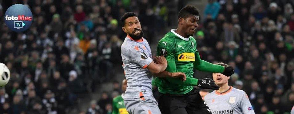 Mönchengladbach - Başakşehir maçının hikayesi! | 12/12/2019