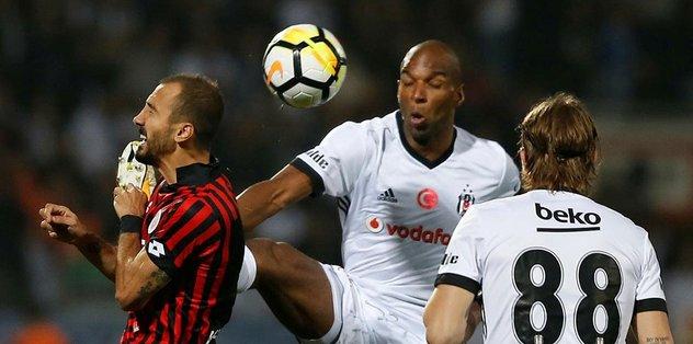Beşiktaş 8 çiziyor!