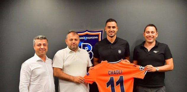 Başakşehir'de Chadli imzaladı - Futbol -