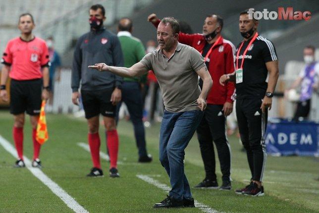 Beşiktaş'ı bekleyen büyük tehlike! Fenerbahçe maçı öncesi...