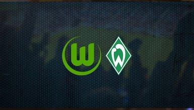 Wolfsburg - Werder Bremen maçı ne zaman, saat kaçta ve hangi kanalda canlı yayınlanacak? | Almanya Bundesliga