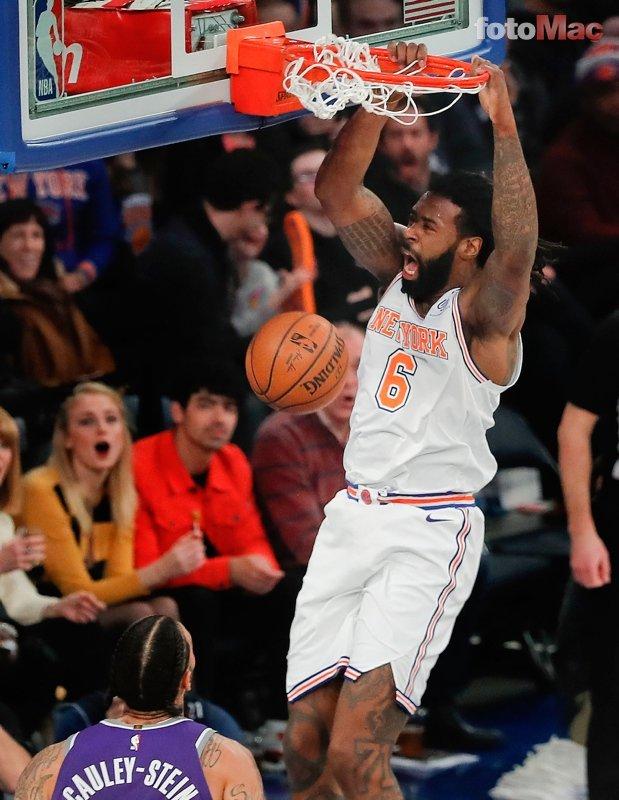 NBA maçına damga vurdu! Tüm gözler onun üzerindeydi...