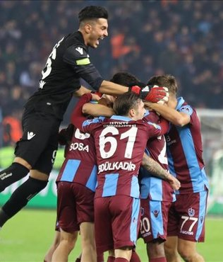 Trabzonspor beat Fenerbahce, end 8-year spell