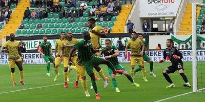 Akhisarspor 0-2 Evkur Yeni Malatyaspor | MAÇ ÖZETİ - Maç sonucu