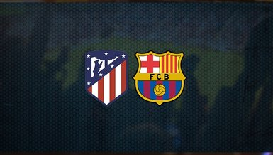 Atletico Madrid - Barcelona maçı ne zaman? Saat kaçta? Hangi kanalda canlı yayınlanacak? | La Liga