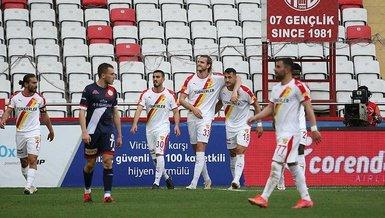 Son dakika spor haberi: Göztepe büyük umut verdi